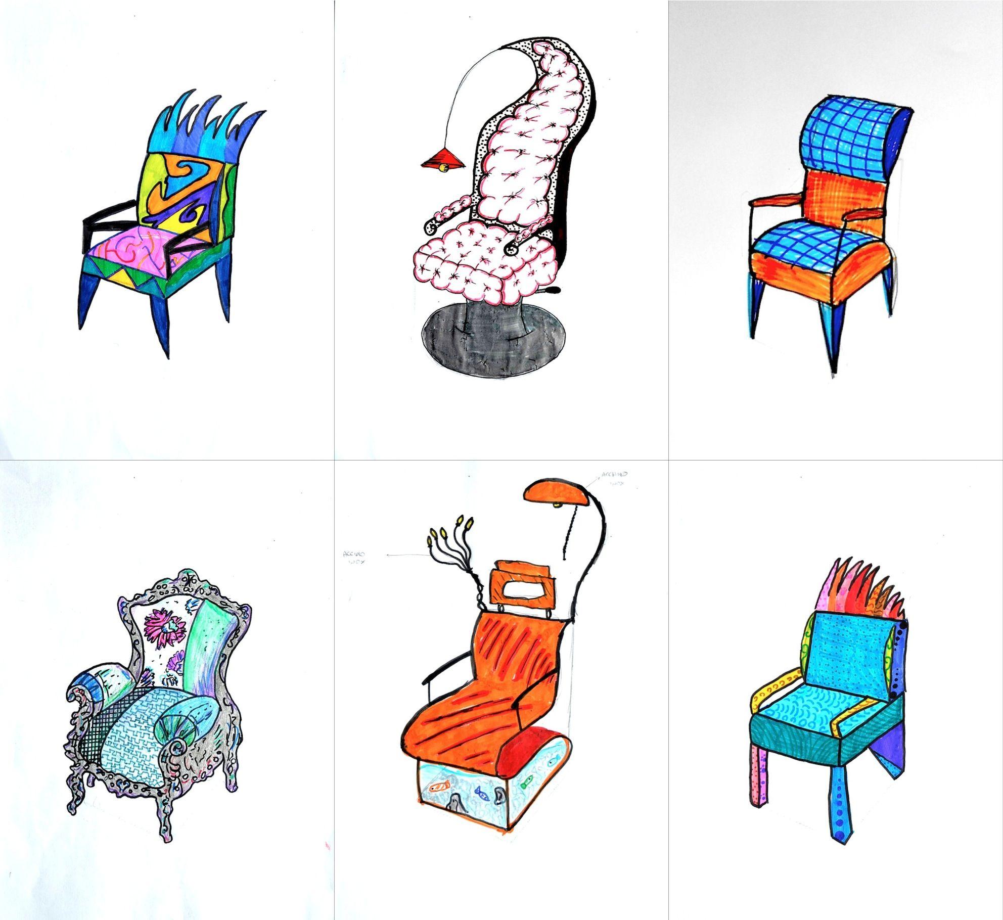 Design A Chair Worksheet