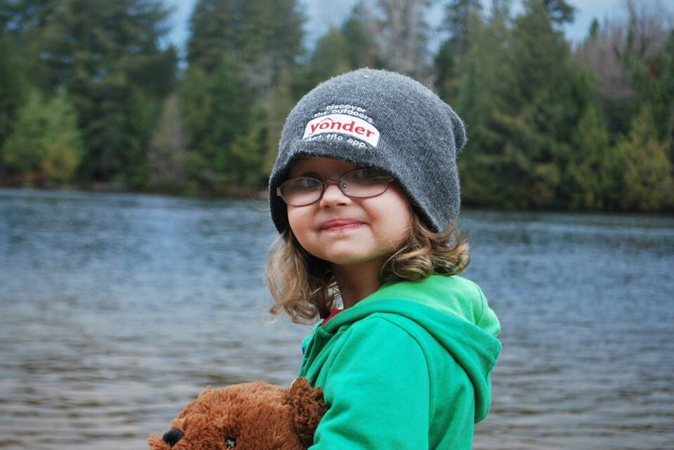 Algonquin Park. With Teddy. #Yonder @Ontario Parks