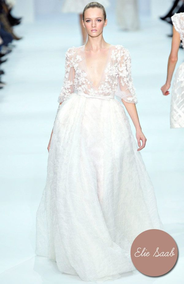 Elie Saab, Elie Saab Bridal Collection - Couture Collection of ...