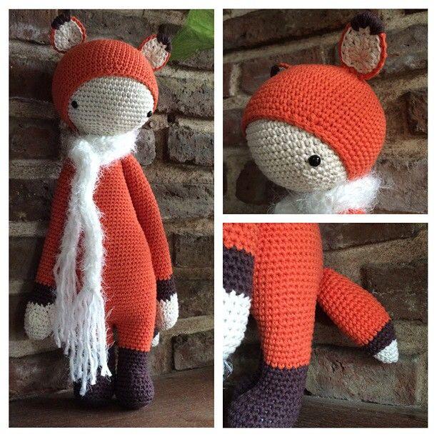 Fibi the fox, details
