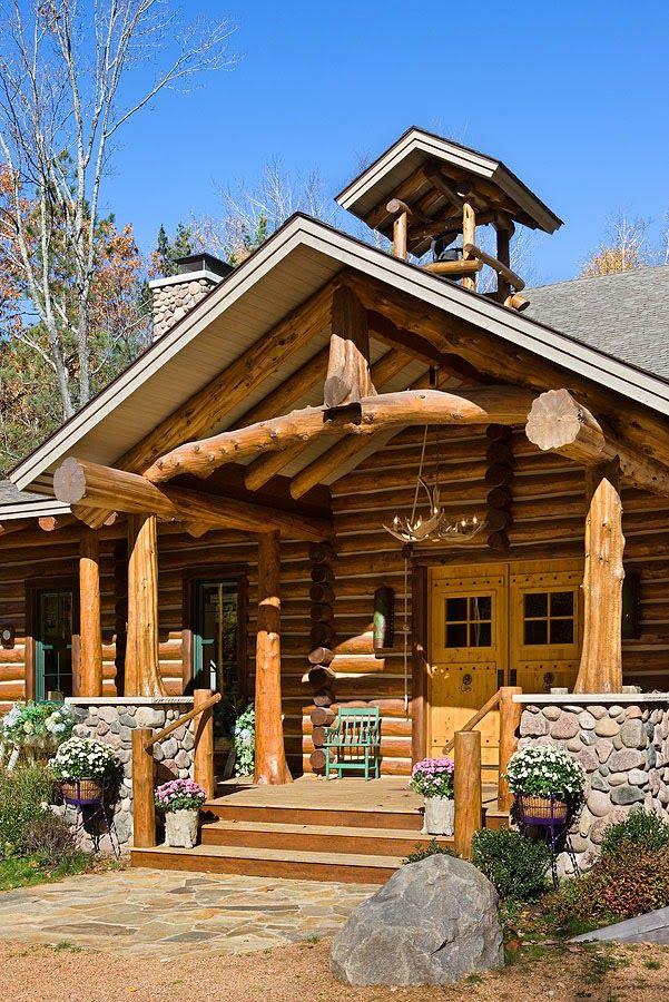 home garden les fustes des maisons en rondins de bois architecture pinterest maison. Black Bedroom Furniture Sets. Home Design Ideas