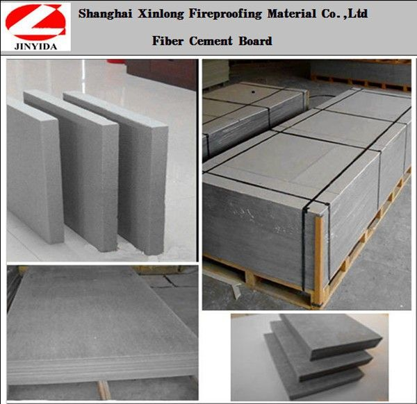 Source High Density Waterproof Cellulose Fiber Cement Board For Exterior Wall On M Alibaba
