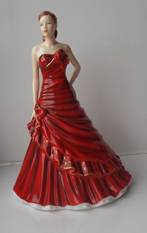 "Royal Doulton Figurine ""Gabriella"" HN5560.:"