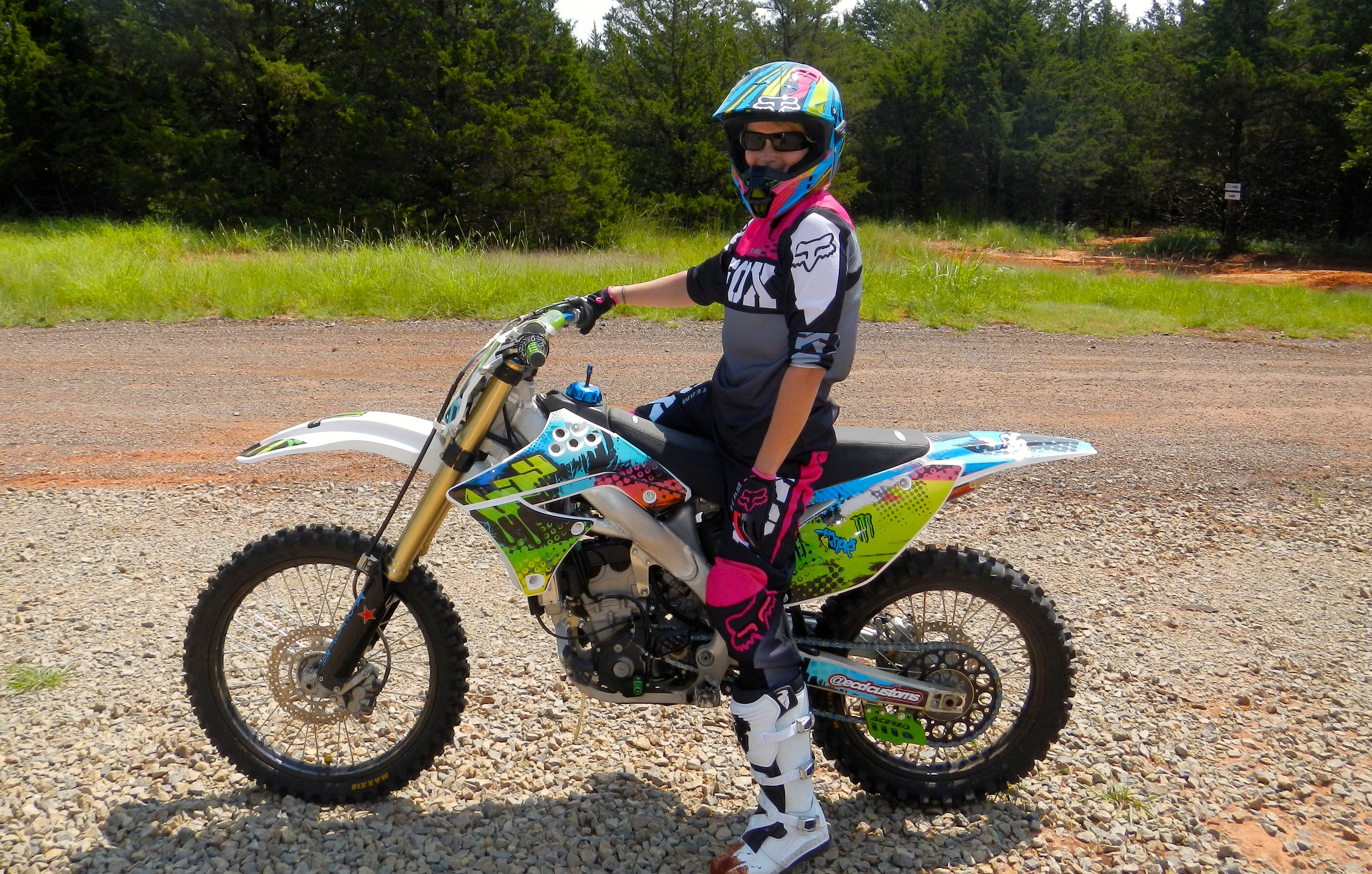 Amazoncom: girls dirt bike