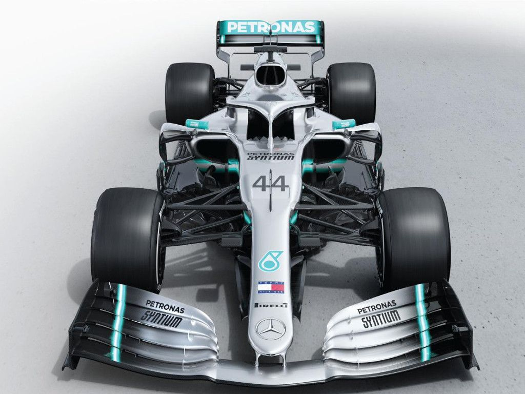 Meet The 2019 Mercedes F1 Car The W10 In 2020 Mercedes Amg Mercedes Formula 1 Car