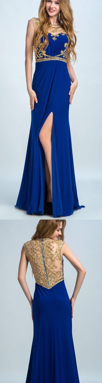 Blue prom dresses long prom dresses royal blue prom dresses sexy