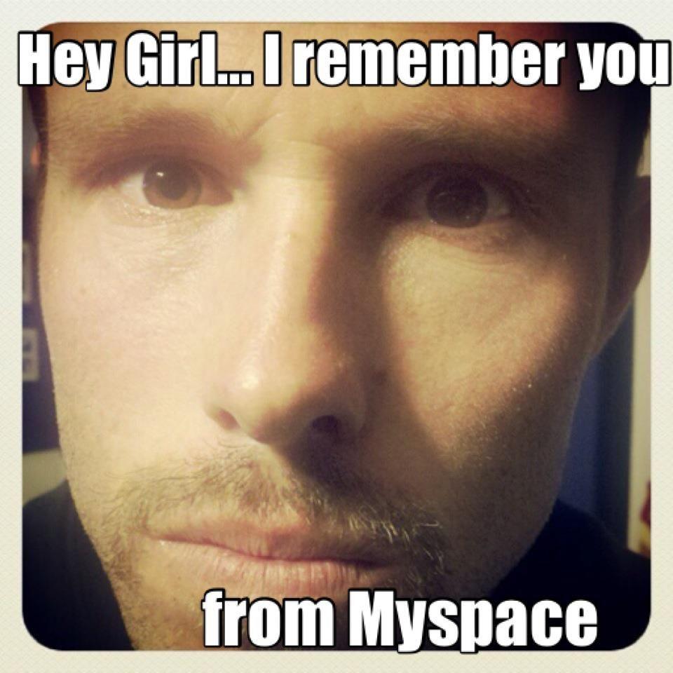 #Myspace
