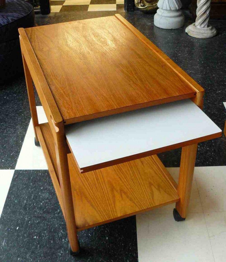 Secretary Under Desk
