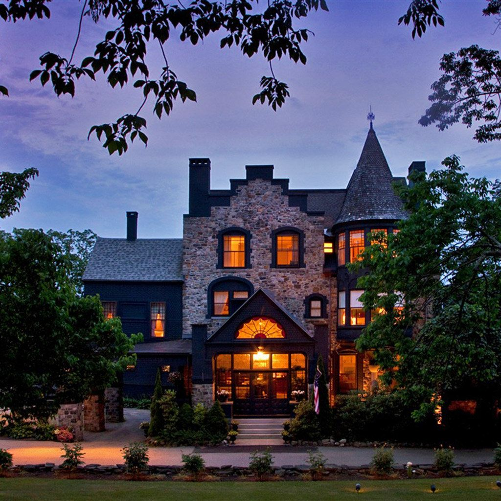 Most Romantic Hotels on the Maine Coast Camden maine