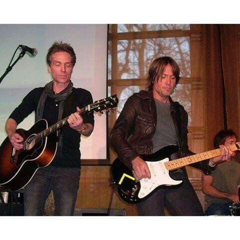 "Richard & Keith in Nashville "" Long Hot Summer"""