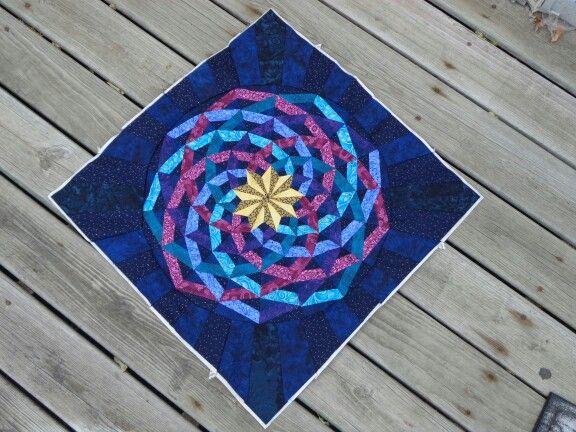 Tile quilt idea