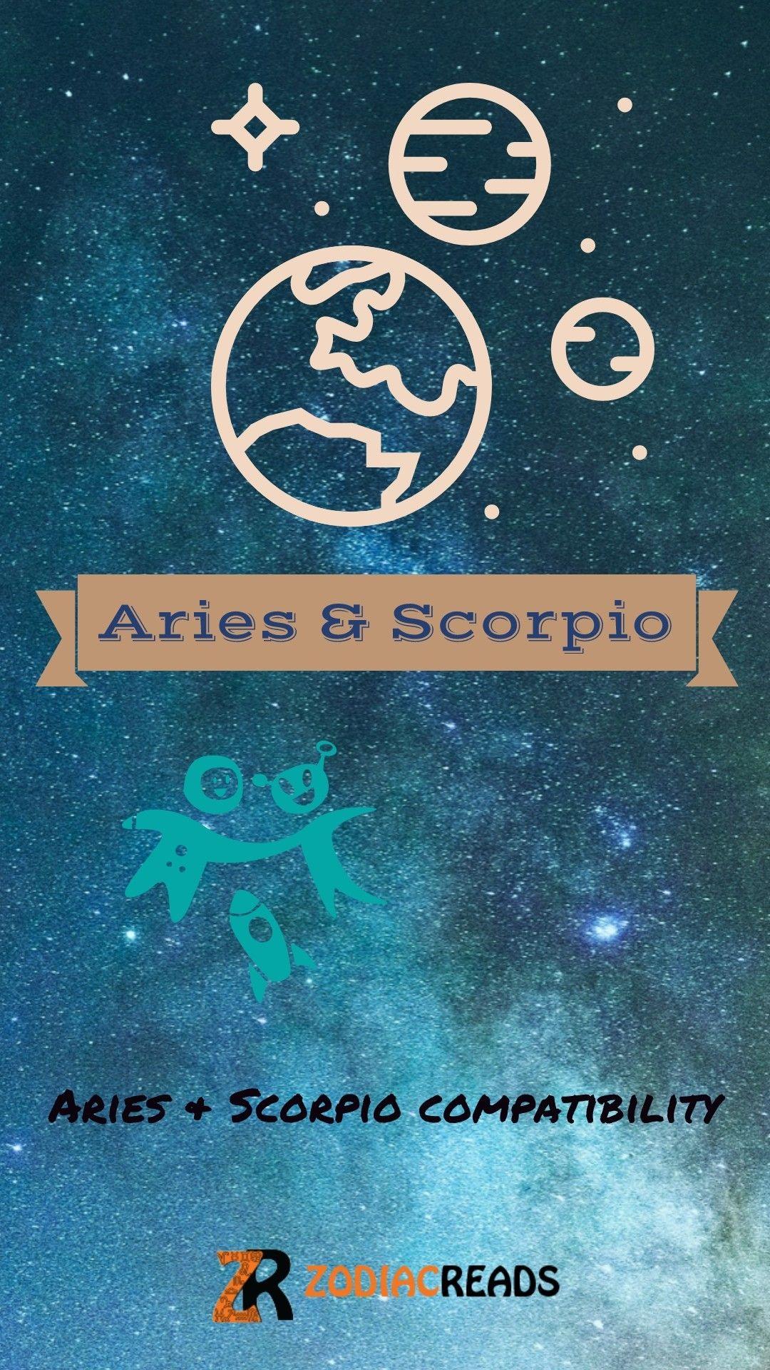 Aries scorpio aries and scorpio aries compatibility
