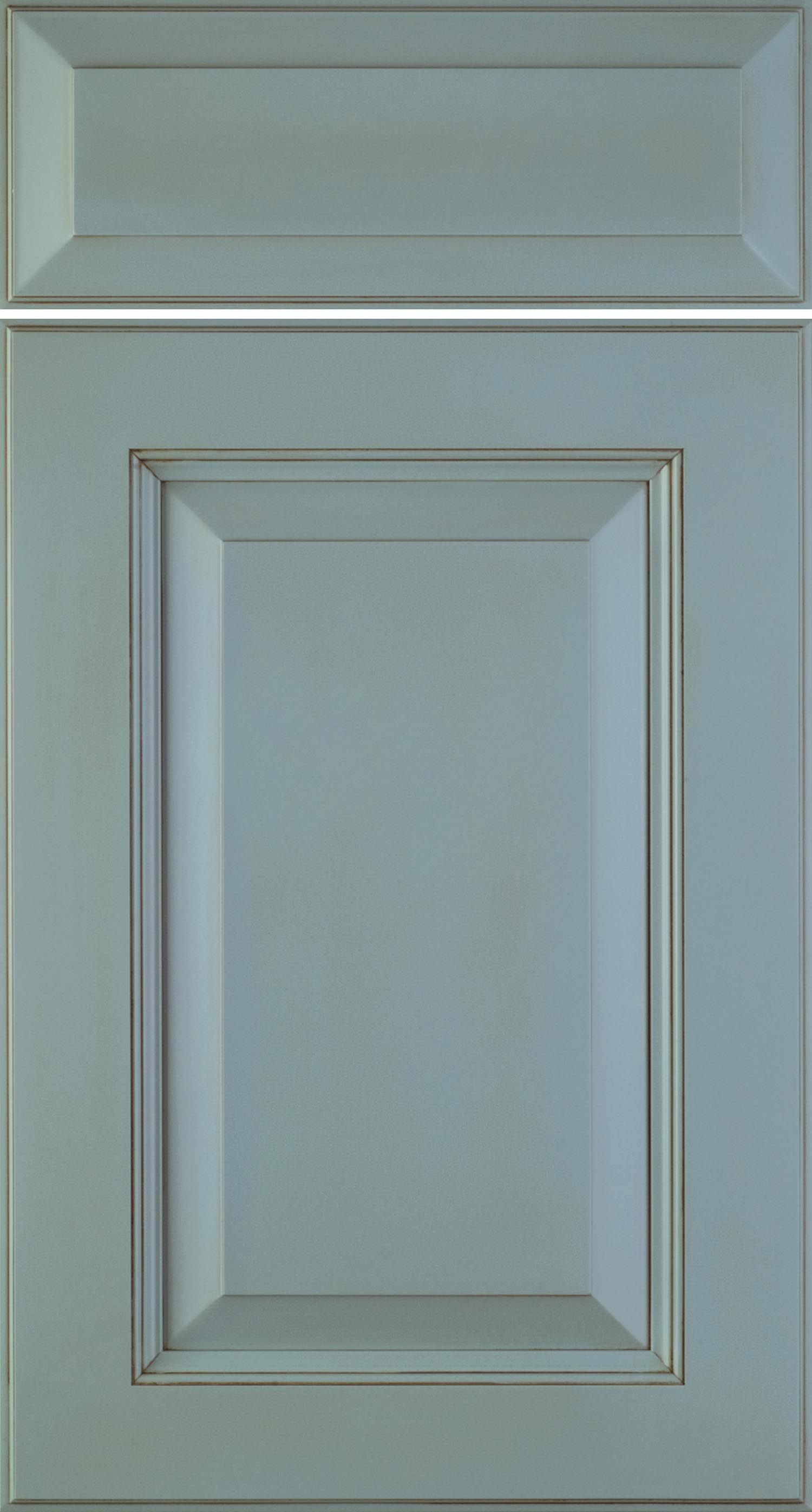 EFFINGHAM 325C, Juniper Paint with Brown Glaze | Greenfield Overlay ...