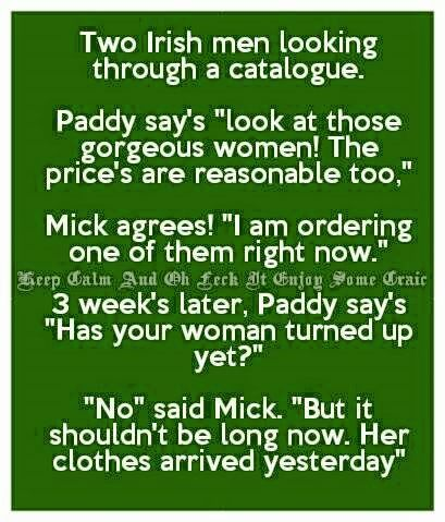 22 Paddy jokes ideas | paddy jokes, irish jokes, irish funny