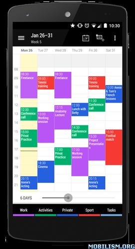 Business Calendar 2 v2 21 2 Final [Pro]Requirements: 4 1+