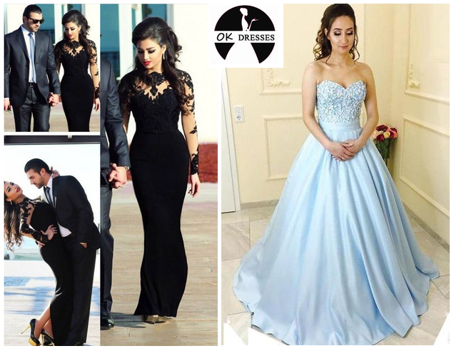 Top 10 Prom Dresses and Prom Gowns Design 2018 Weddings are an ...