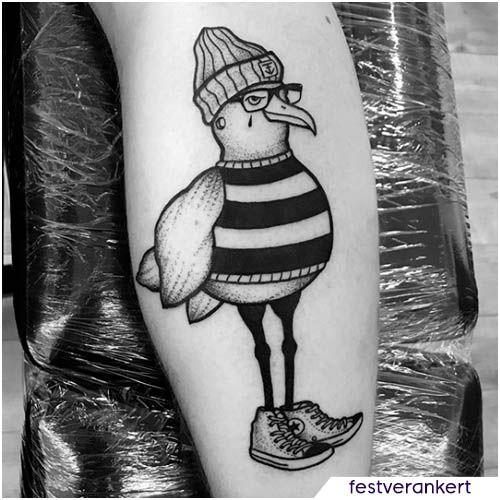Photo of Significato Tatuaggio Gabbiano – Oltre 45 idee tattoo a cui ispirarsi