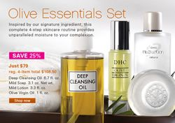 4 FREE DHC Skin Care Samples on http://www.icravefreebies.com
