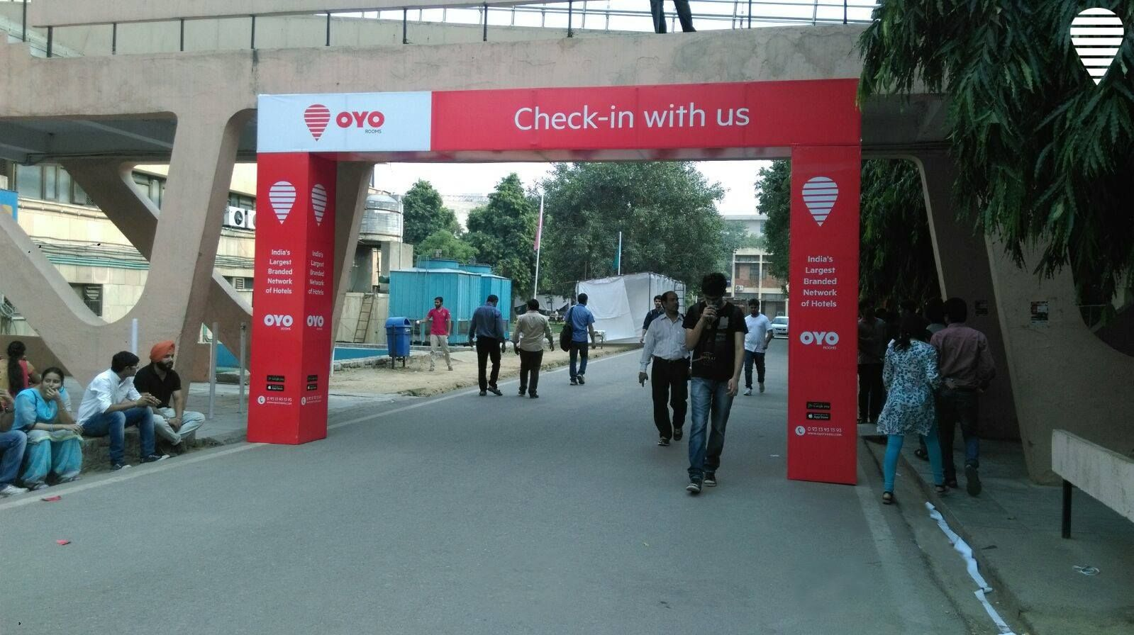 OYO at event. Oyo, Event