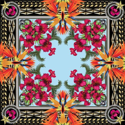 Givenchy pattern