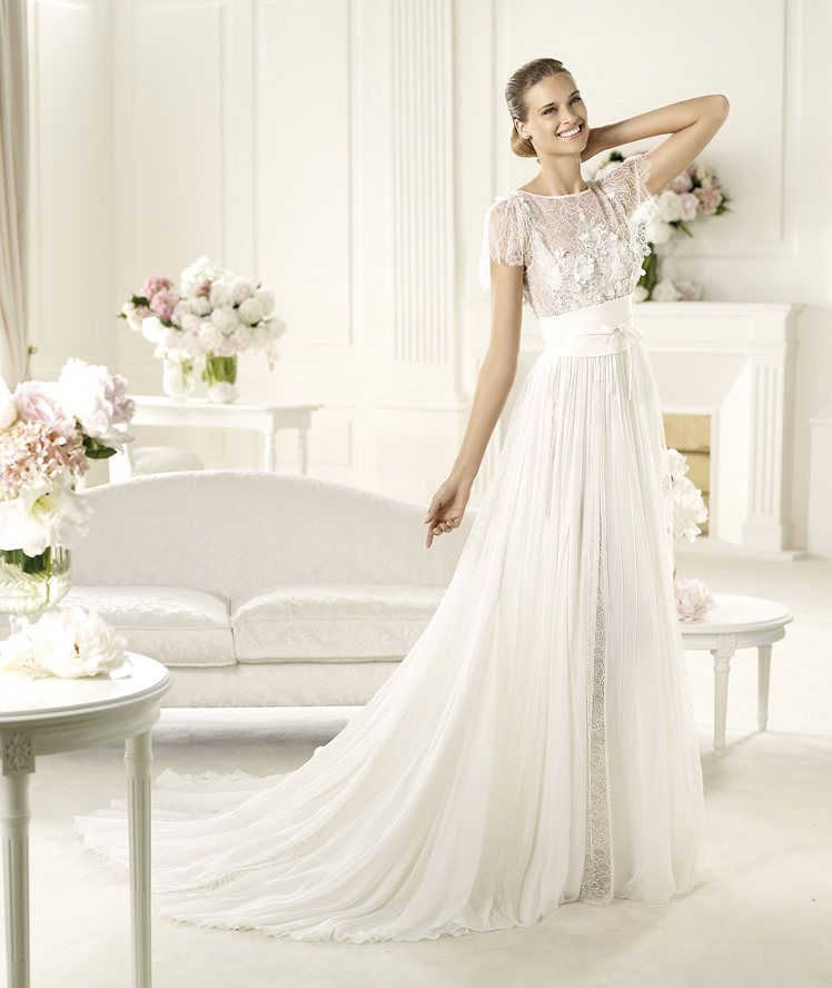 Elie Saab Lorraine Wedding Dress Used Size 10 2 550