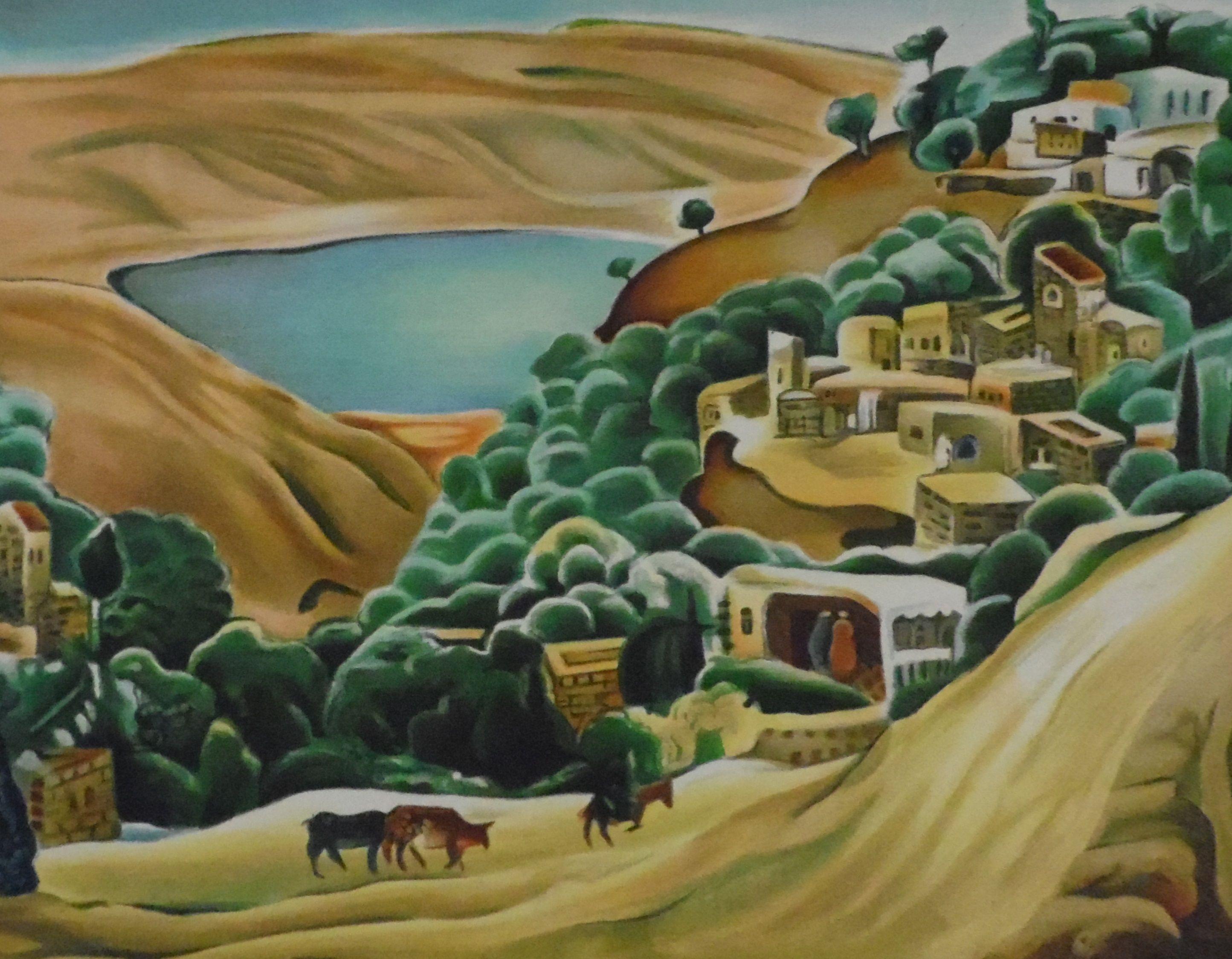 נחום גוטמן ציורים חיפוש בGoogle Naive art, Painting, Art