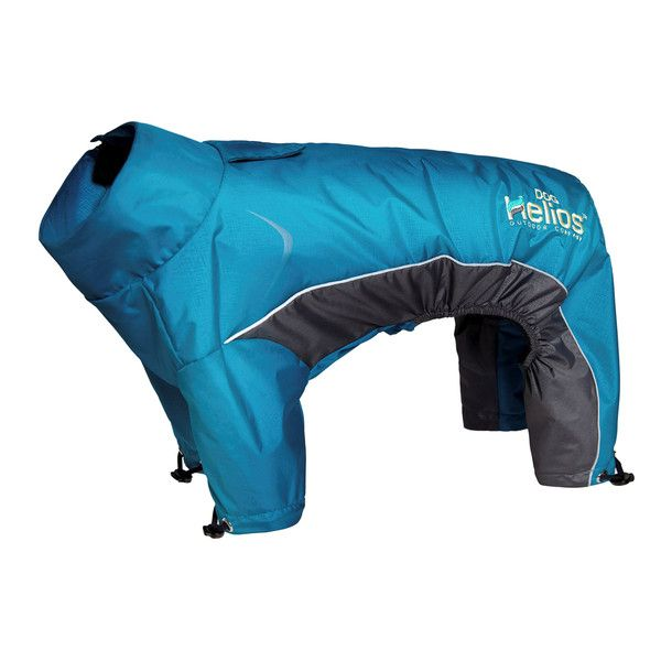Helios Blizzard Blue Charcoal Adjustable Full Bodied 3m Reflective
