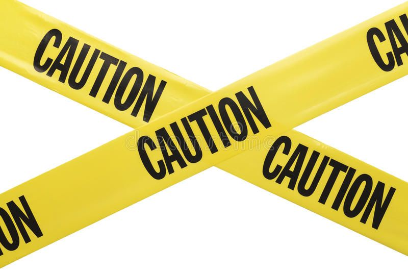 Caution Tape. Yellow Plastic Caution Tape Criss Crossing Isolated on White Backg , #ad, #Yellow, #Plastic, #Caution,  #Tape, #C…   Caution tape, Caution, Life skills