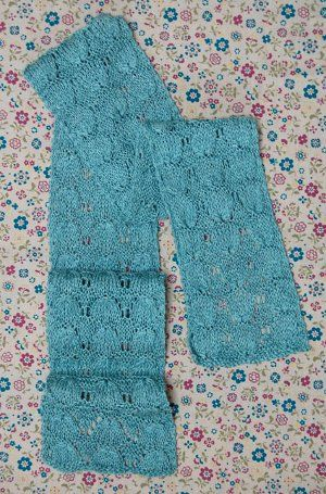 40 Light And Lacy Scarf Knitting Patterns April Showers Showers