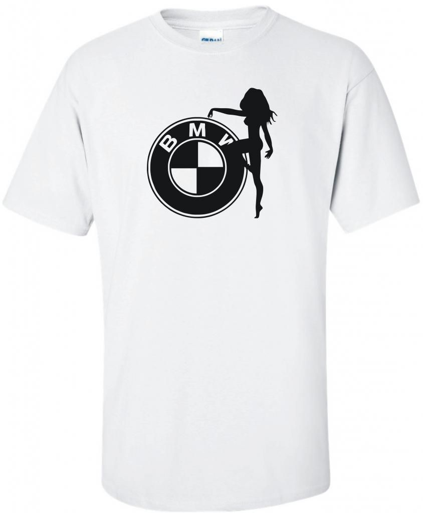 89ce644d BMW Girl T Shirt Sizes S M L XL 2XL 3XL 4XL 5XL - T-Shirts, Tank Tops