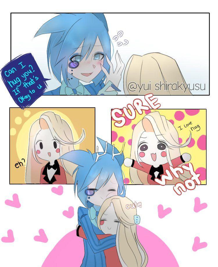 Best Funny Comics Yui_shirakyusu on Twitter 10