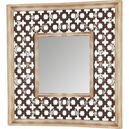 Sanders Wall Mirror  at Joss and Main