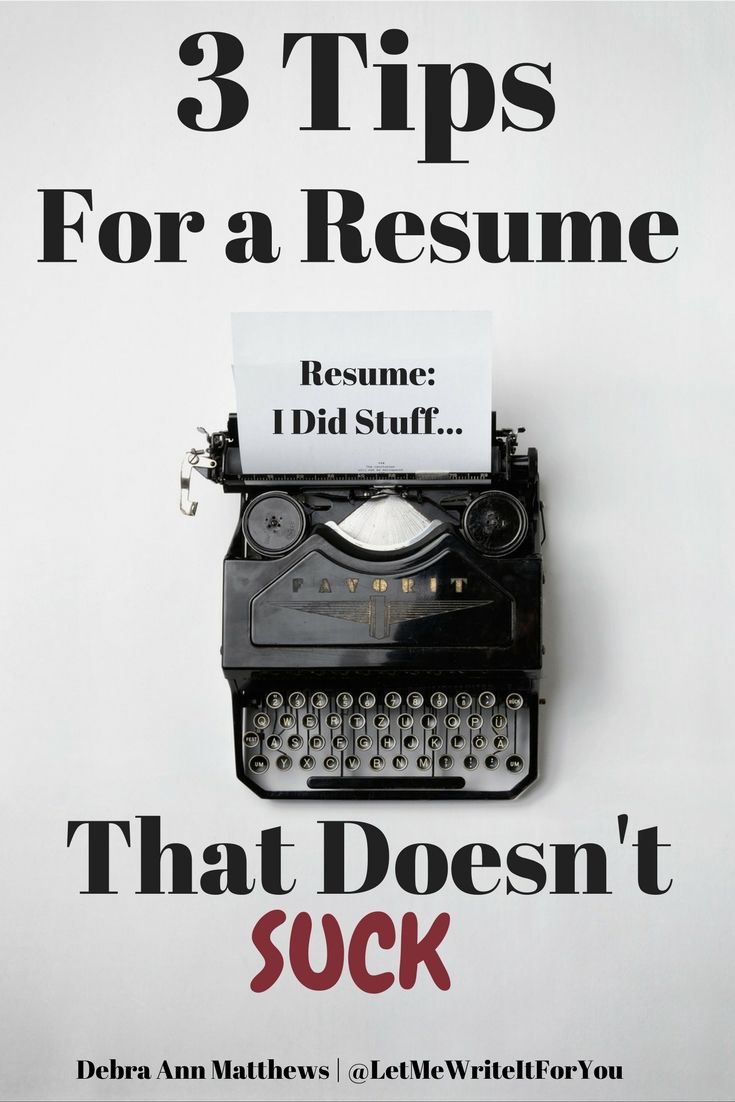 Looking to write a stellar resume visit this post to help