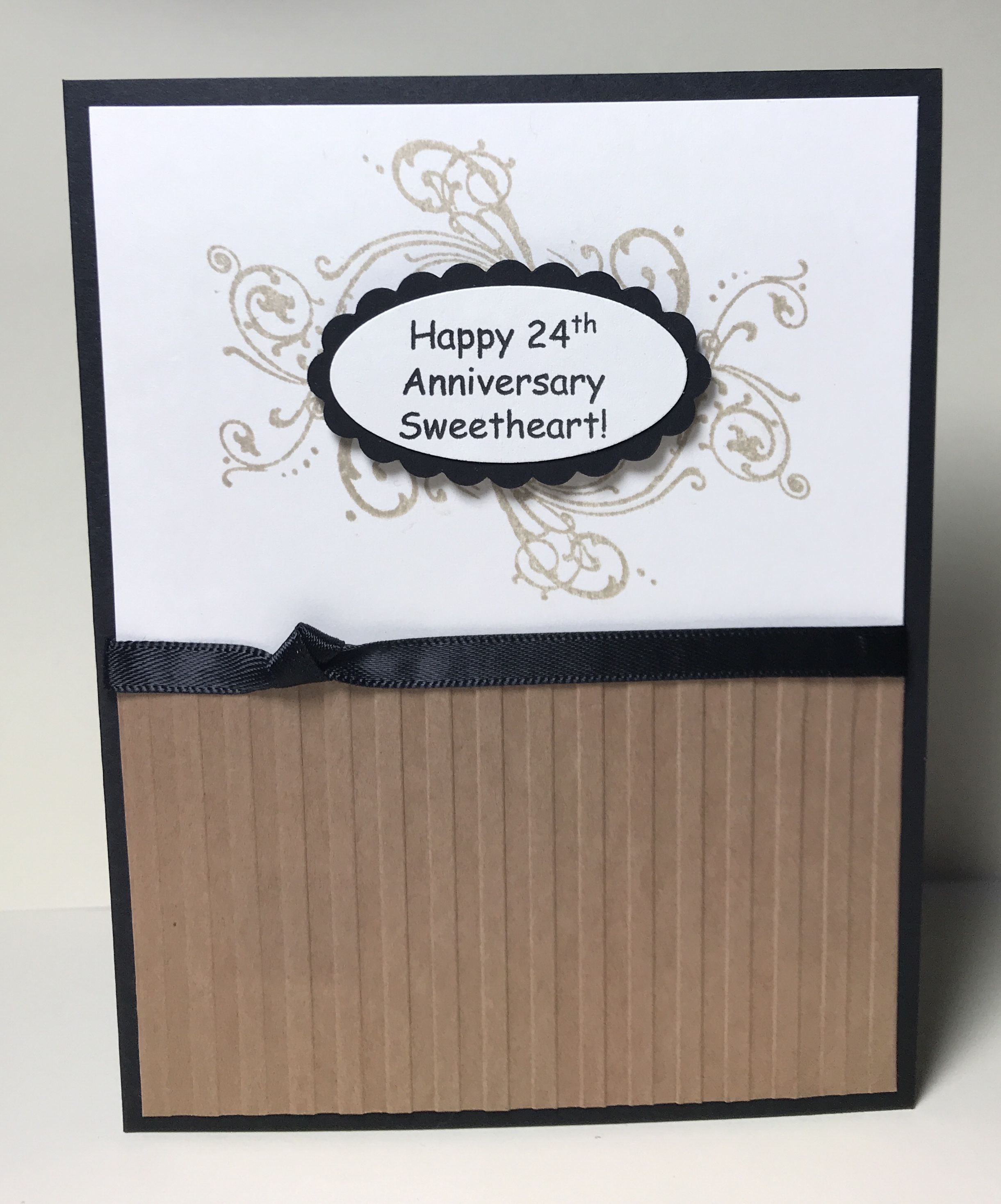 Cards anniversary masculine but elegant in 2020 happy