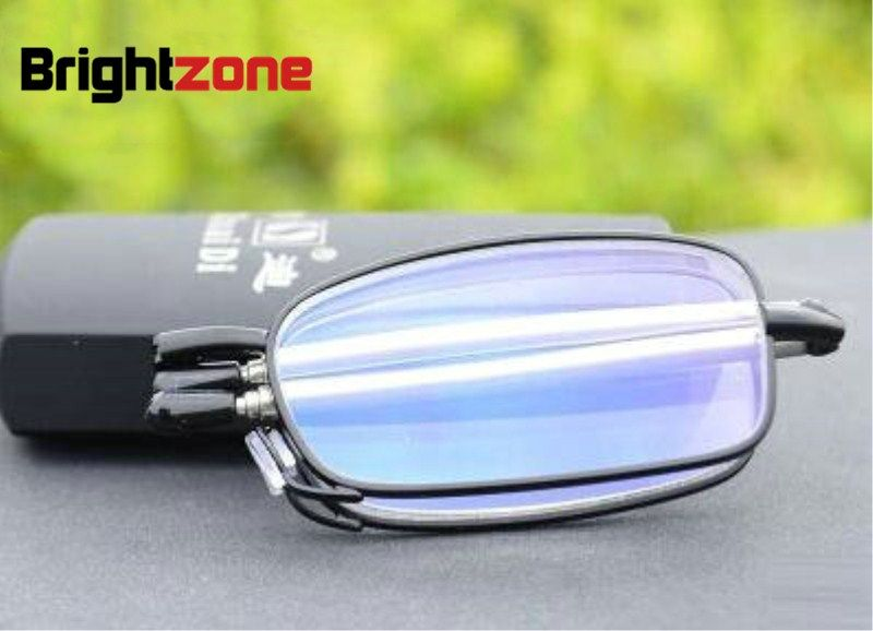 6bcaa88d56 Germany imported stainless steel folding presbyopic glasses reading glasses  ultra-light resin coated lenses HC