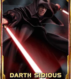 Darth Sidious [Ruthless Ambition]