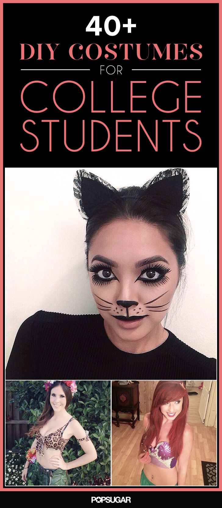 40 diy costumes every college student can pull off diy costumes 40 diy costumes every college student can pull off solutioingenieria Gallery