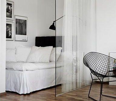 Le studio ou T1 est un appartement dont la surface varie de 20 à 30 - faire une chambre dans un salon