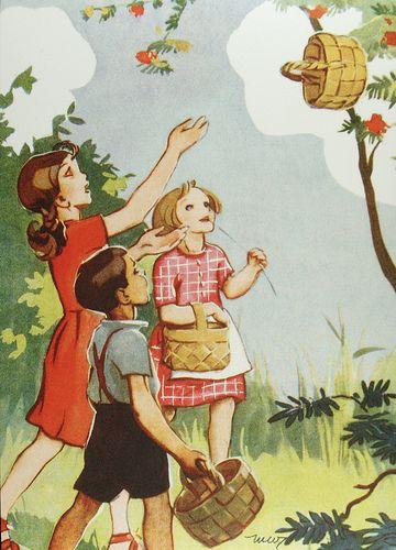 Martta Wendelin | by caijsa's postcards