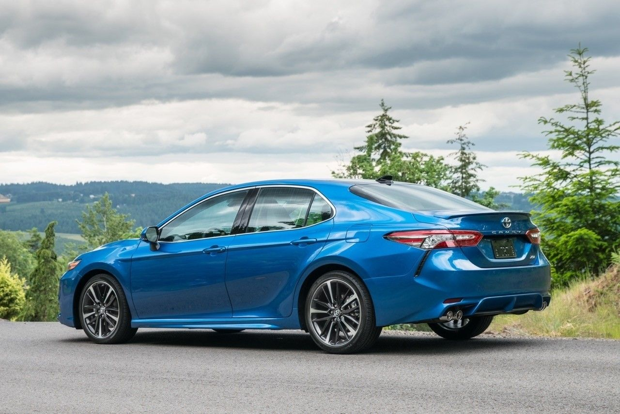 2019 Toyota Camry Colors New Release My Car Review Toyota Camry