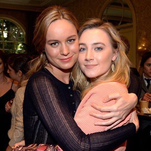 Alicia Vikander Saoirse Ronan 2016