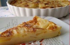 Clafoutis aux Pommes Caramélisées WW - Plat et Recette