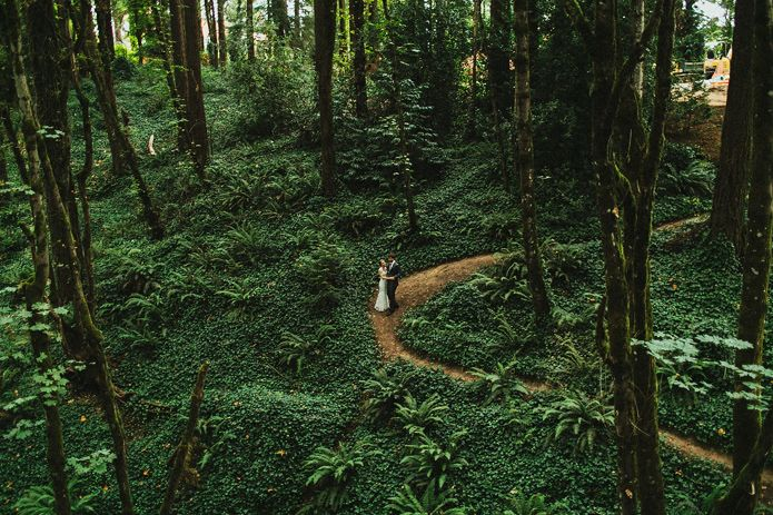 Lewis And Clark College Campus A Forest Escape Plus Manicured European Style Gardens Just 10 Minutes From Downtown Portland Oregon Photo Dylan Sara