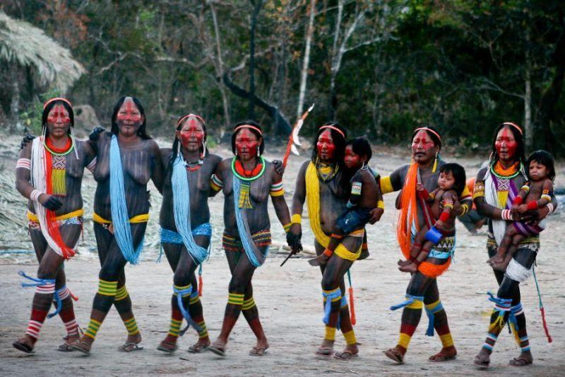 Galerias de Fotos | XII Encontro de Culturas Tradicionais da Chapada dos Veadeiros