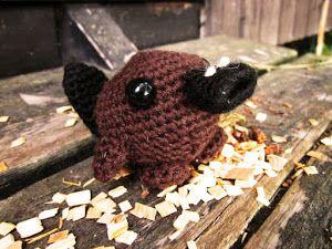 Amigurumi Platypus Free Crochet Pattern Häkeln