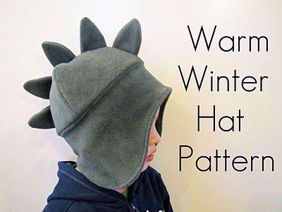 11 Winter Hat Tutorials - | Halloween costumes pictures, Fleece hats ...