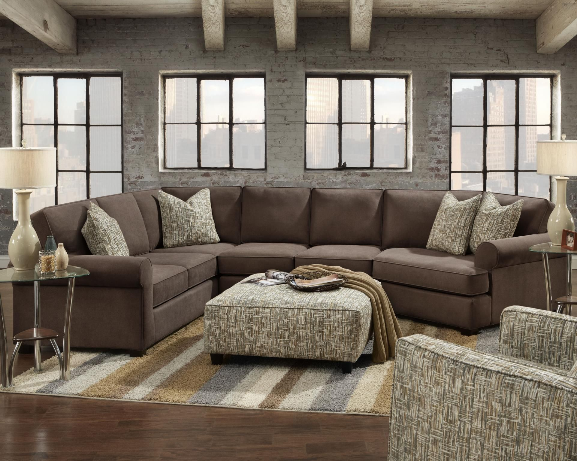 Best 2900 3 Piece Sectional With Right Cuddler By Fusion 400 x 300