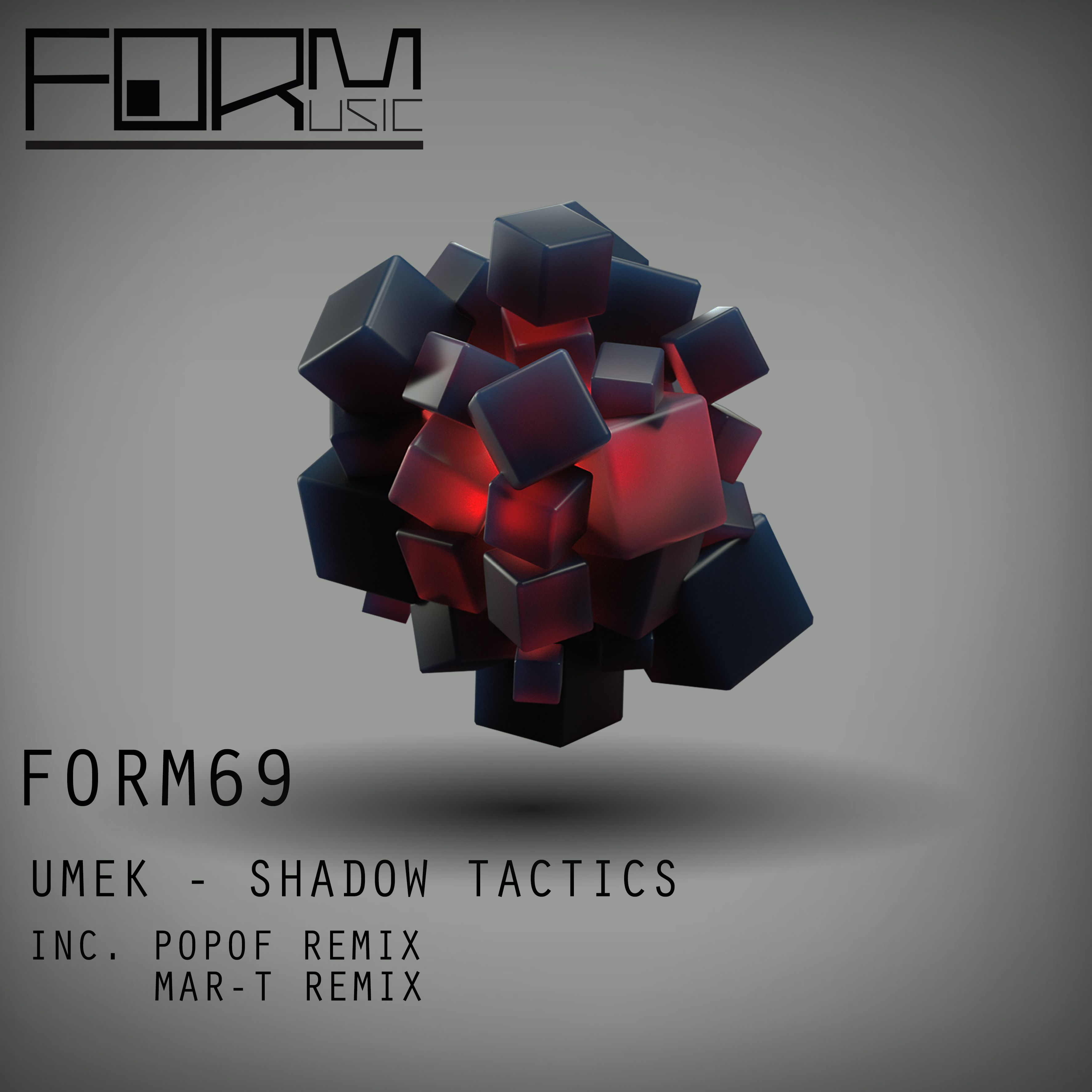 #housemusic Shadow Tactics: 8th May sees prestigious DJ/producer UMEK release his first single on POPOF's revered FORM Music imprint,…