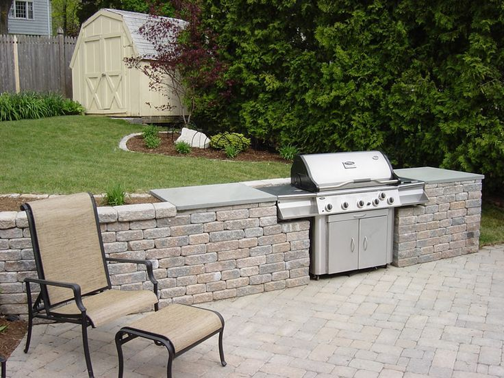 Weber Genesis Built In Google Search Outdoor Kitchen Outdoor Kitchen Plans Outdoor Kitchen Design