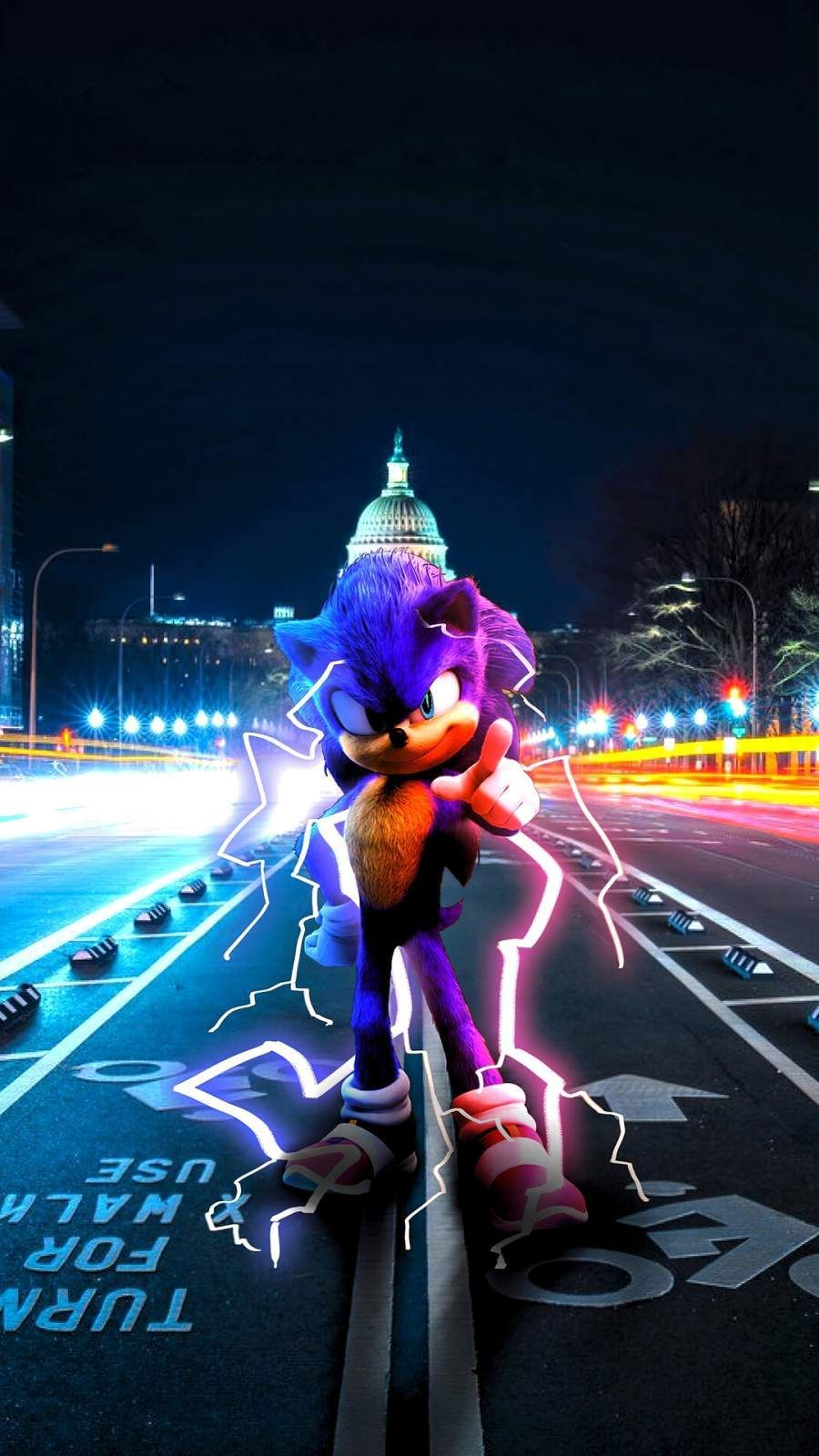 Sonic The Hedgehog Movie Wallpaper Ipad In 2020 Sonic The Movie Movie Wallpapers Sonic And Shadow